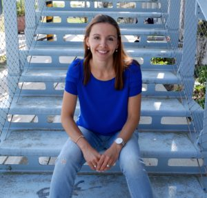 Femke Hermans, blogger en oprichter van lifestyle blog Be Blooming
